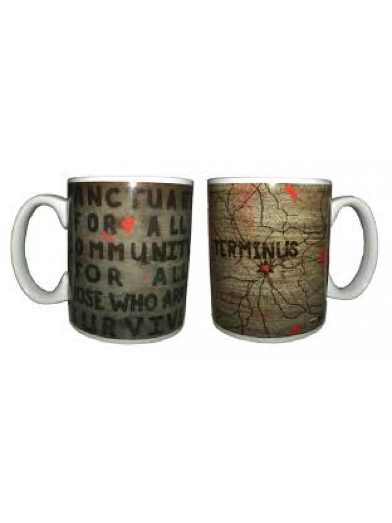 Walking Dead 15 Oz Terminus Coffee Mug