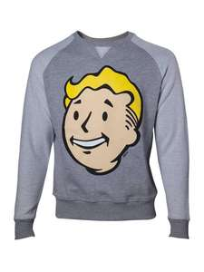 Fallout - Vault Boy's Face On Sweater