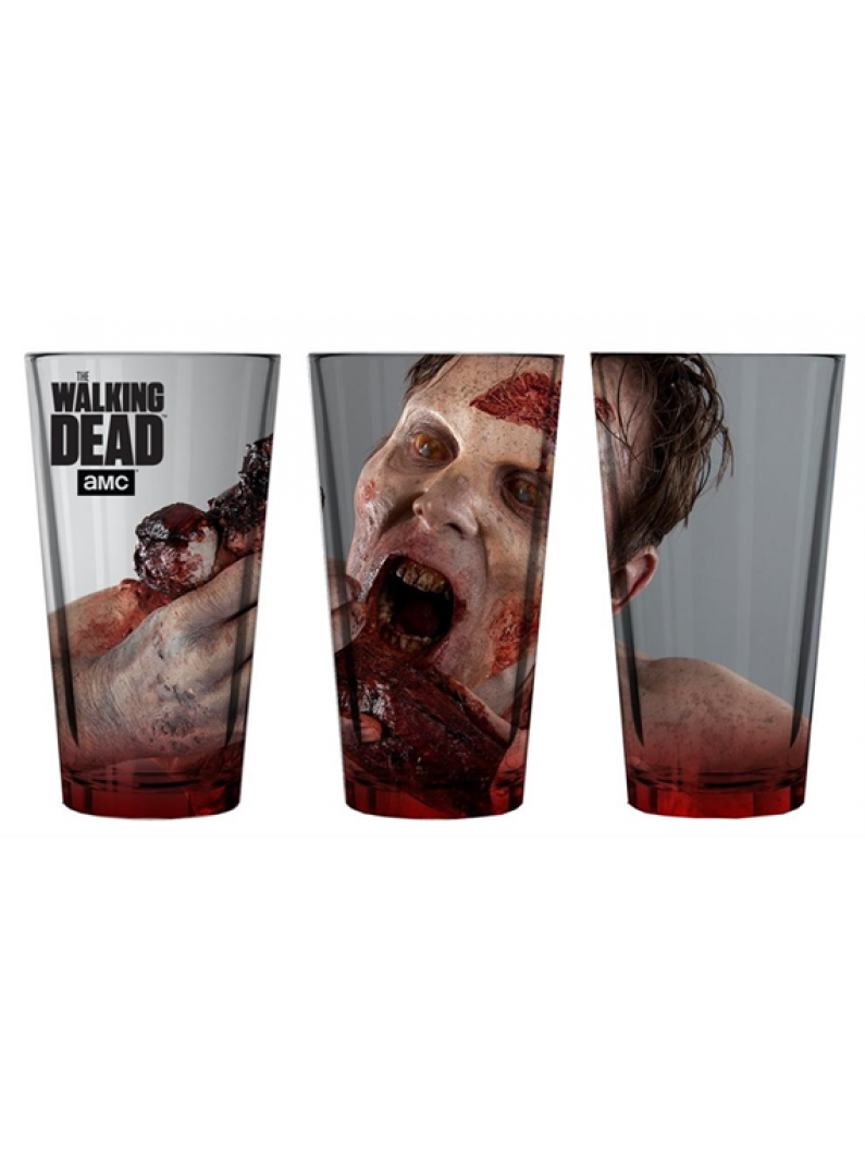 Walking Dead  Feasting Walker Pint Glass