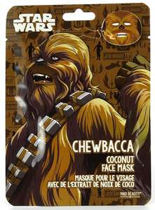 Chewbacca Coconut Face Mask
