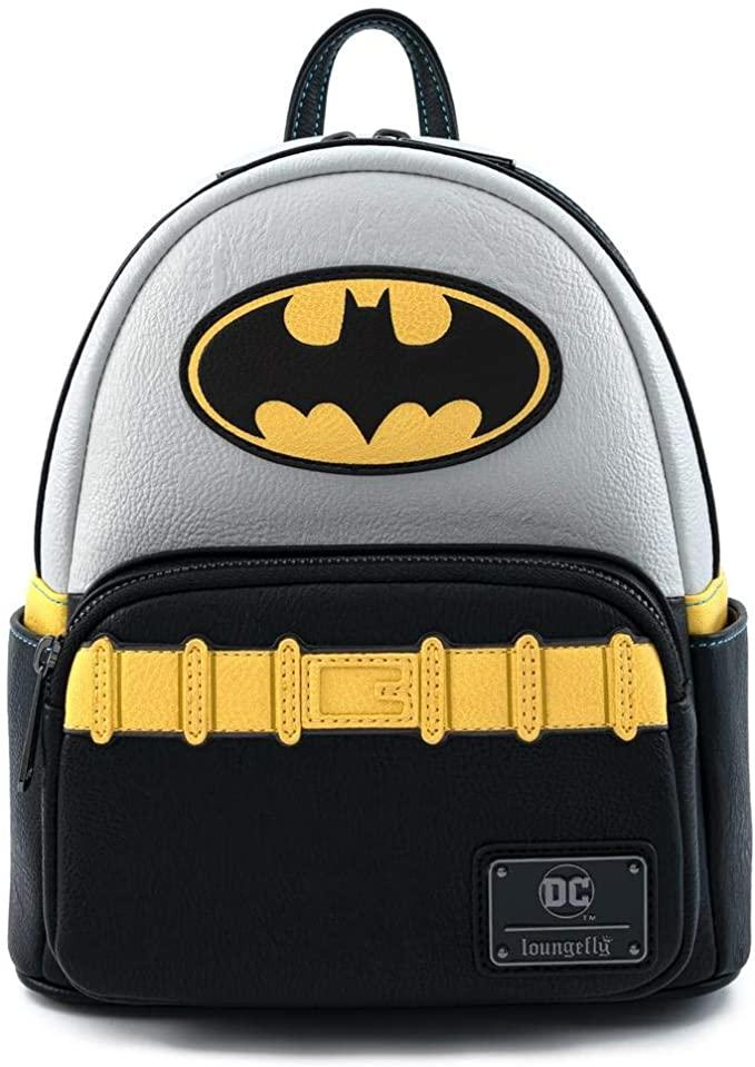 Loungefly Vintage Batman Cosplay Mini Backpack