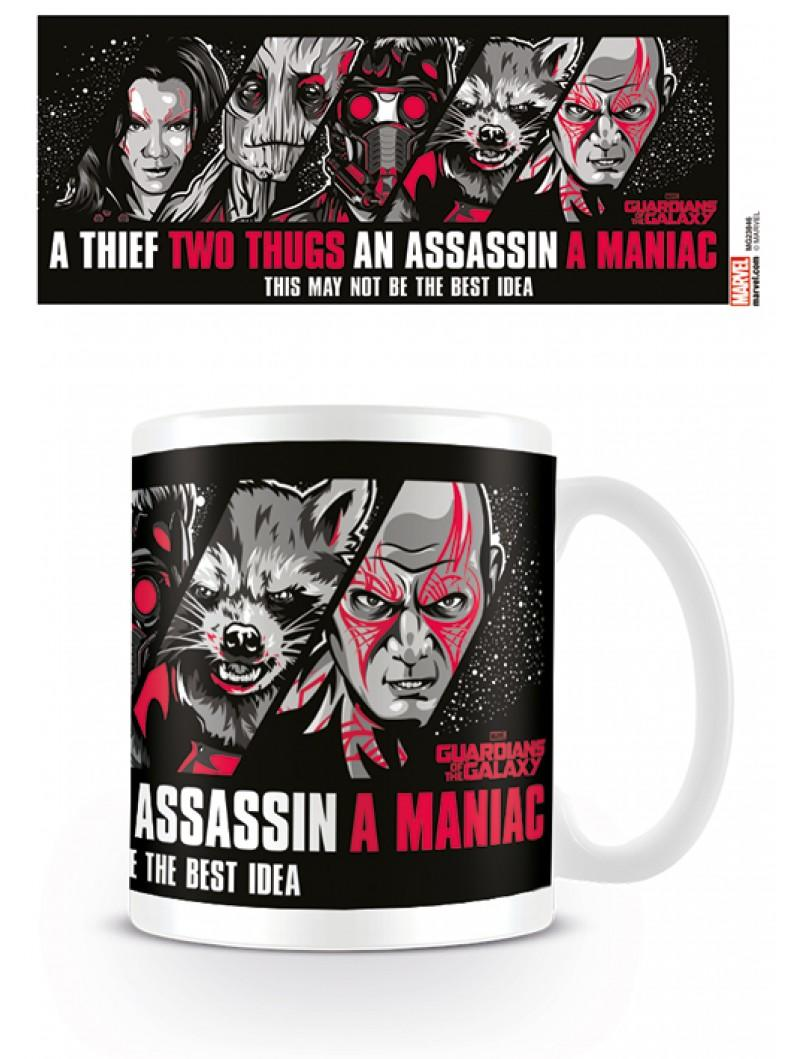 Guardians Of The Galaxy (Guardians) Mug