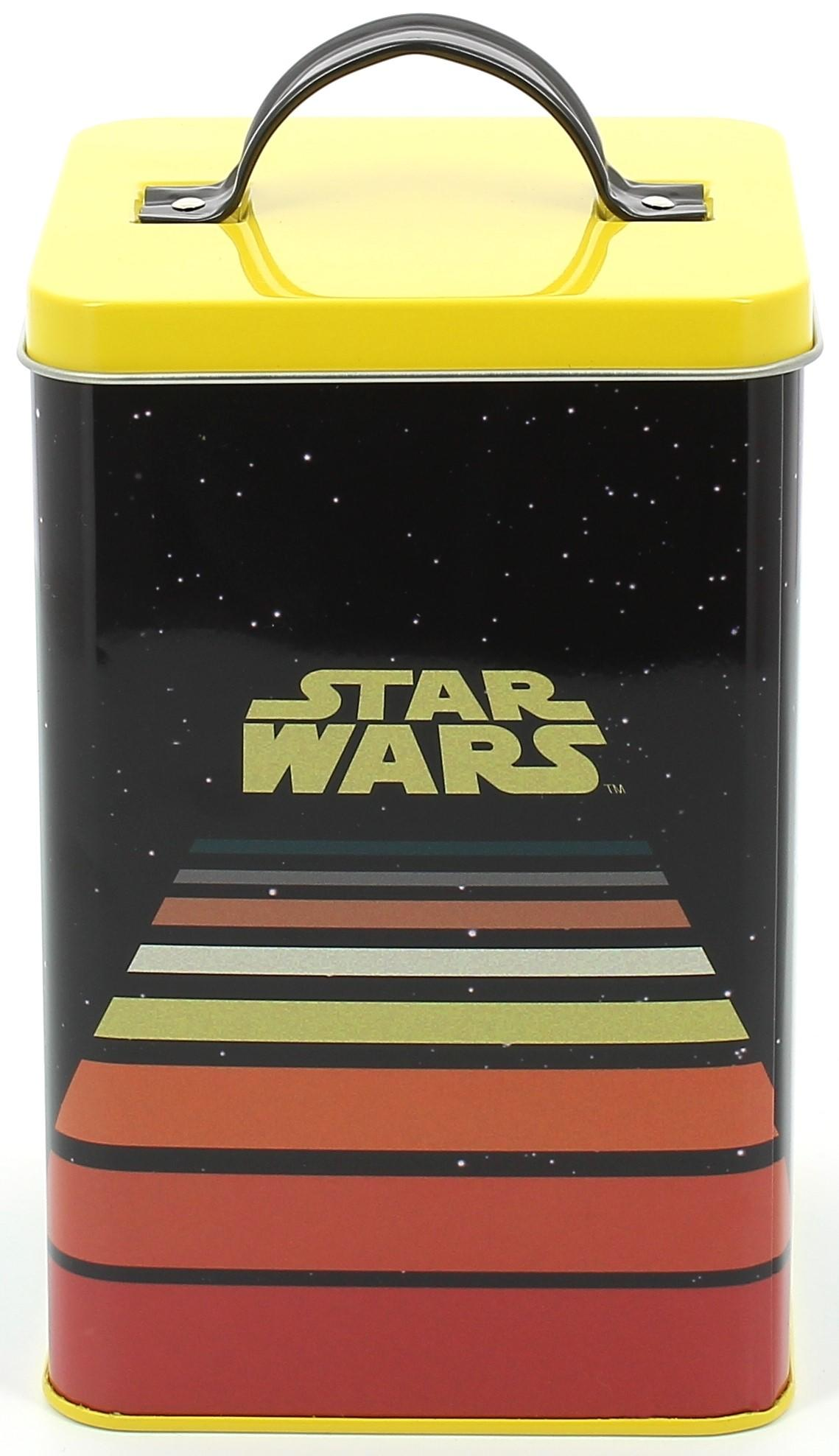 Star Wars Ep9 Retro Vehicle Storage Tin Set
