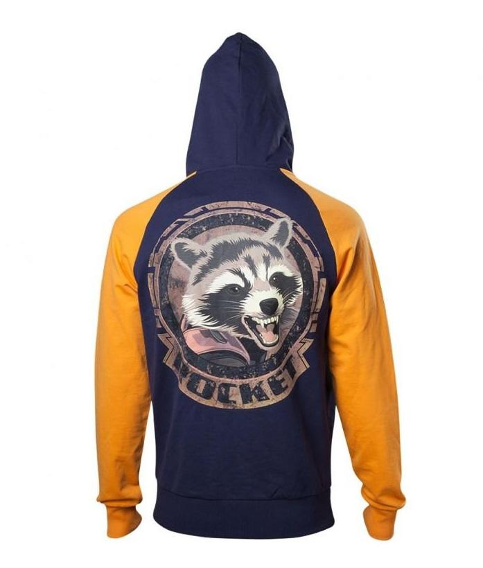 Guardians of the galaxy - Rocket Men's hoodie