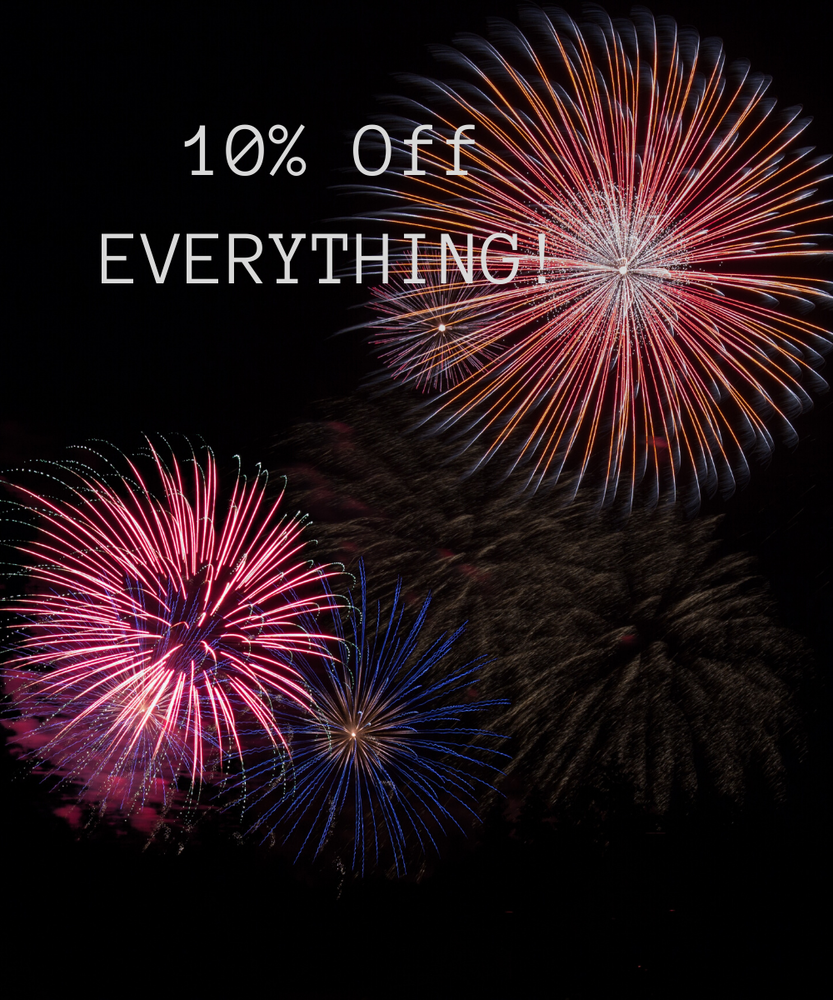 NEW WEBSITE CELEBRATION OFFER!