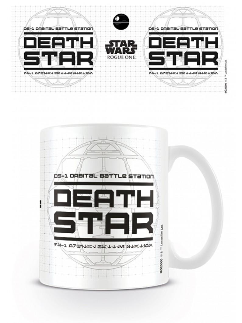 Star Wars Rogue One (Death Star) Mug