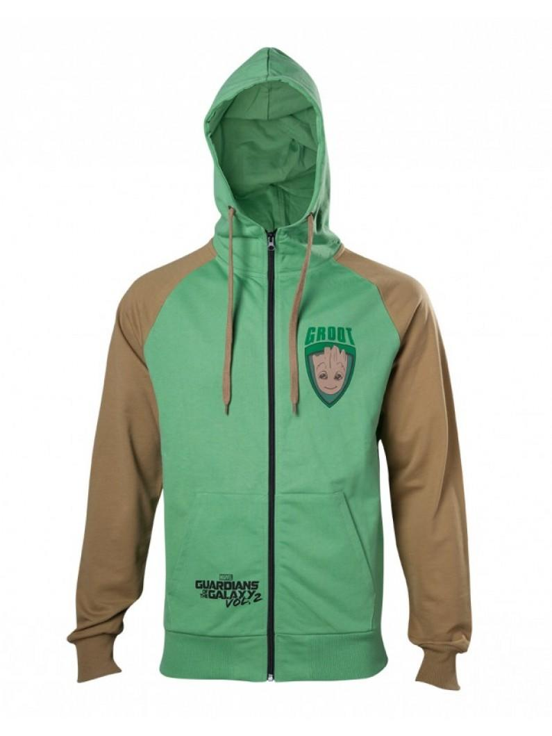 Guardians of the galaxy - Groot Men's hoodie