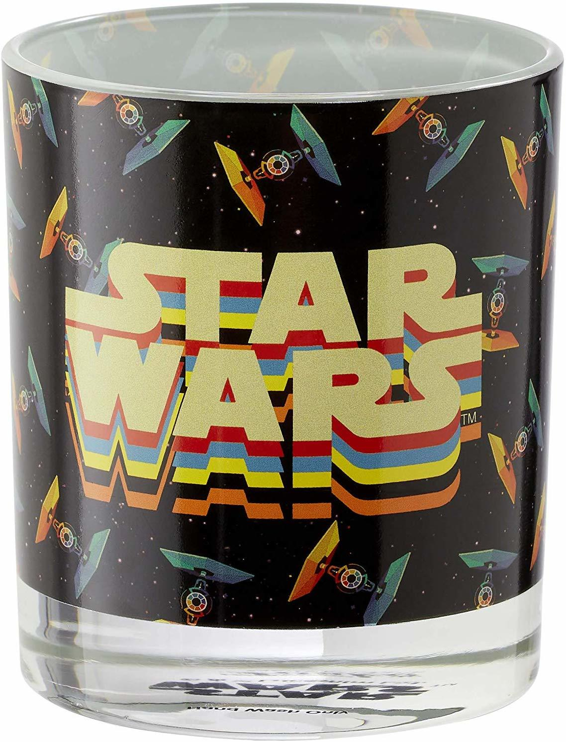 Star Wars Retro Tumbler Set Retro Vehicles