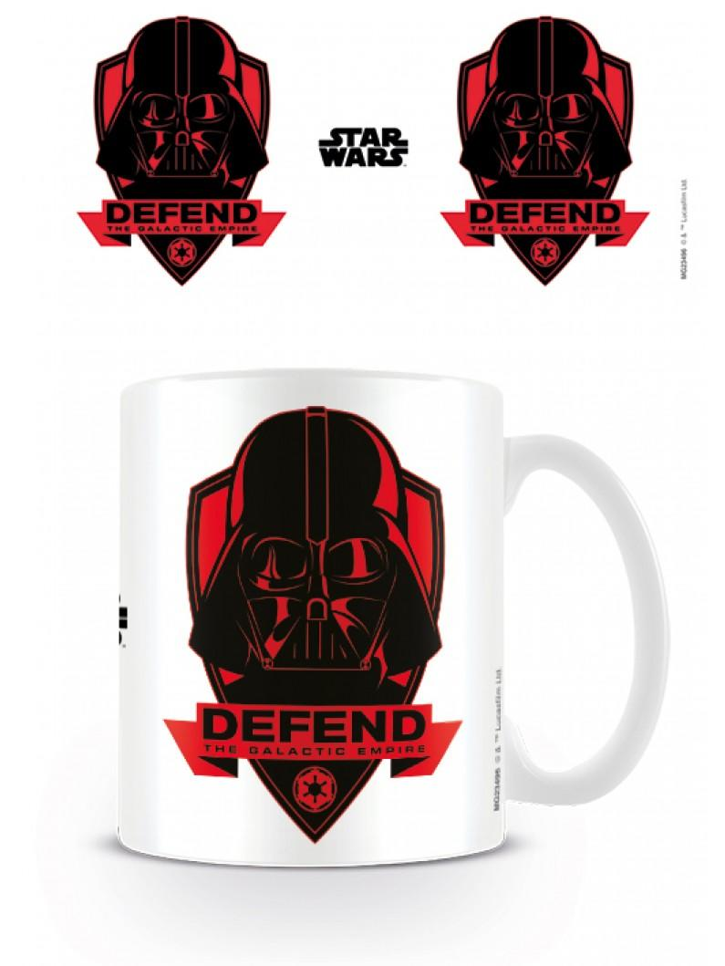 Star Wars (Defend The Empire)