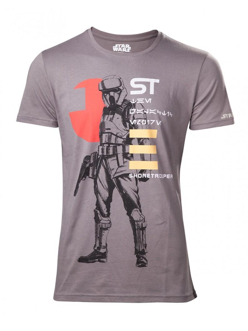 Star Wars Rogue One Scarif Shore Trooper T-Shirt