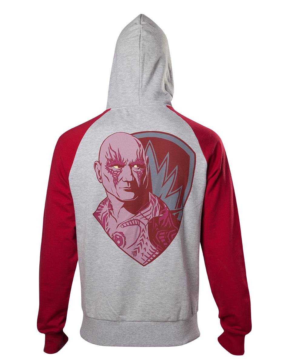 Guardians of the galaxy - Drax Men's hoodie