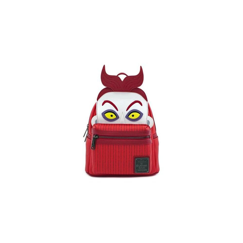 Loungefly Nightmare Before Christmas Lock Cosplay Mini Backpack