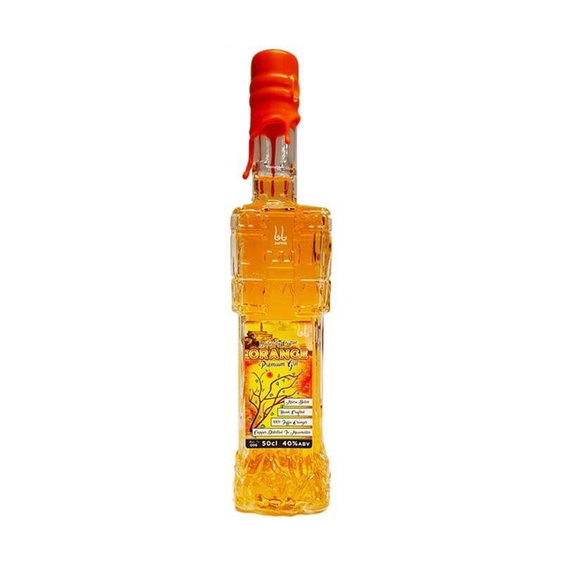 jaffa 2512 arabiab orange gin 50cl