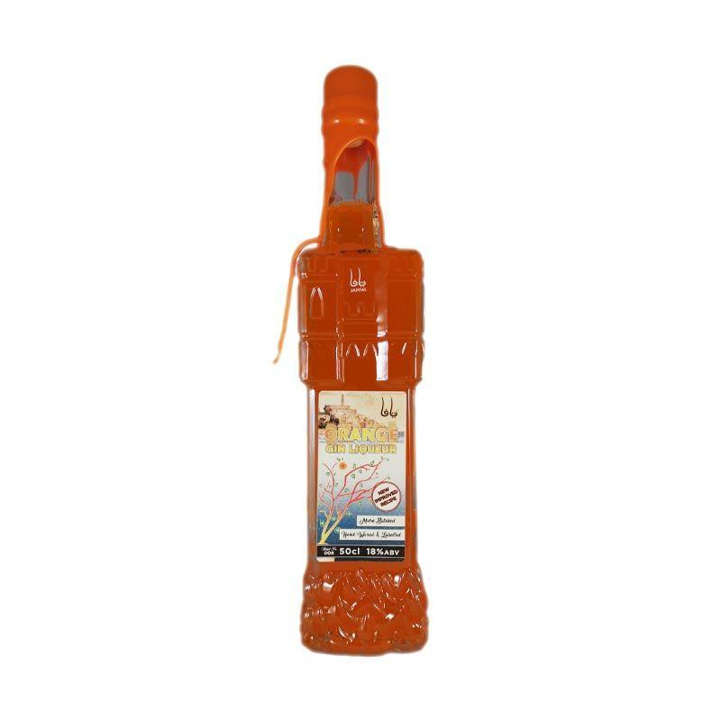 jaffa 2512 orange gin liqueur 50cl