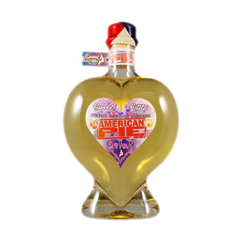 Sweet Little American Pie Gin Liqueur 50cl