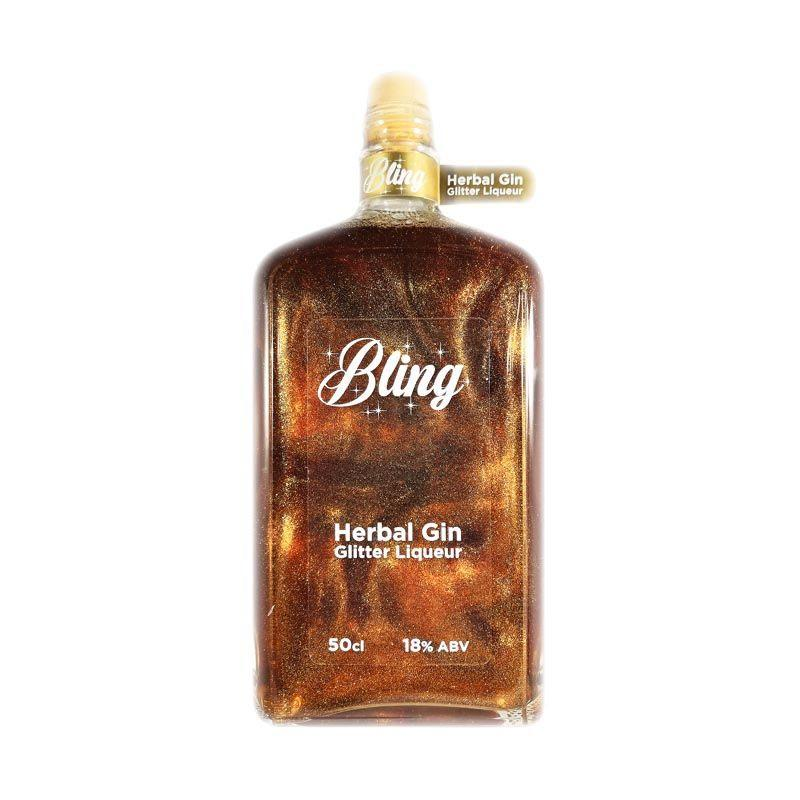 bling herbal gin liqueur 50cl