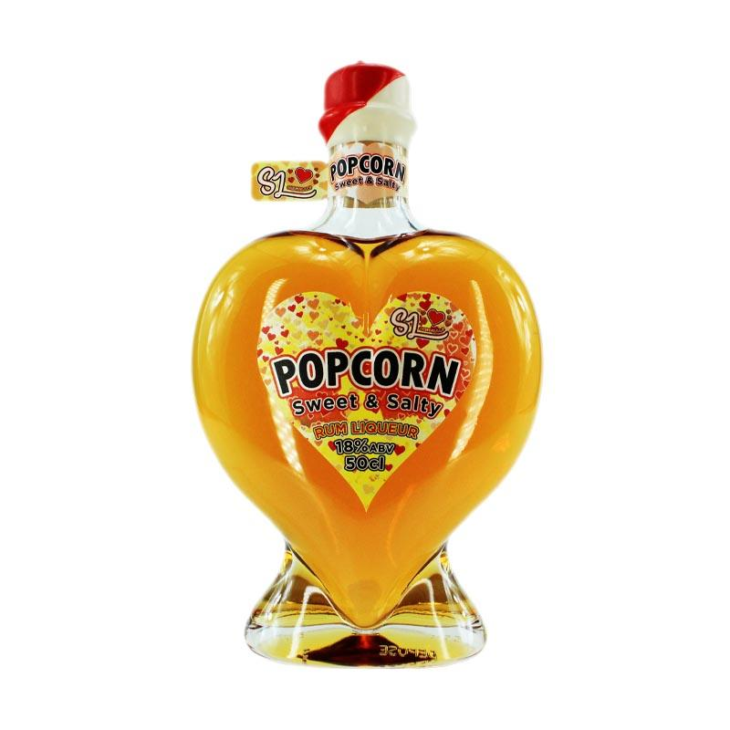 Sweet Little Popcorn Rum Liqueur 50cl