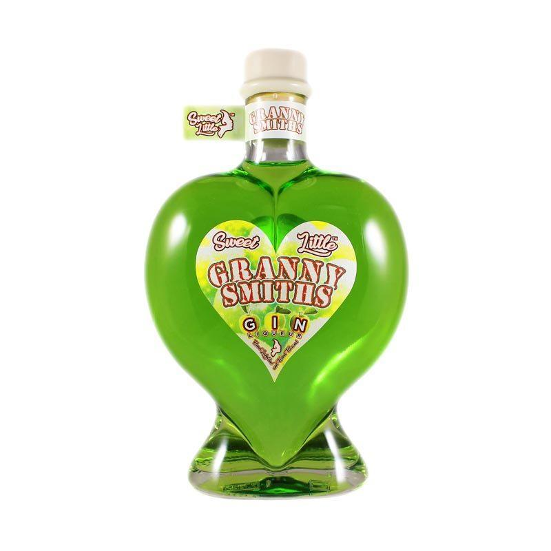 Sweet Little Granny Smiths Apple Gin Liqueur 50cl