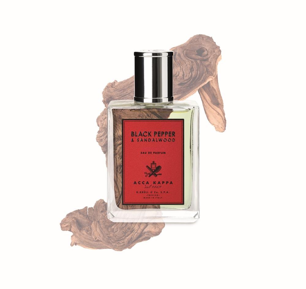 Black Pepper Eau de Parfum in 100ml size, an irresistible fragrance for the festive season