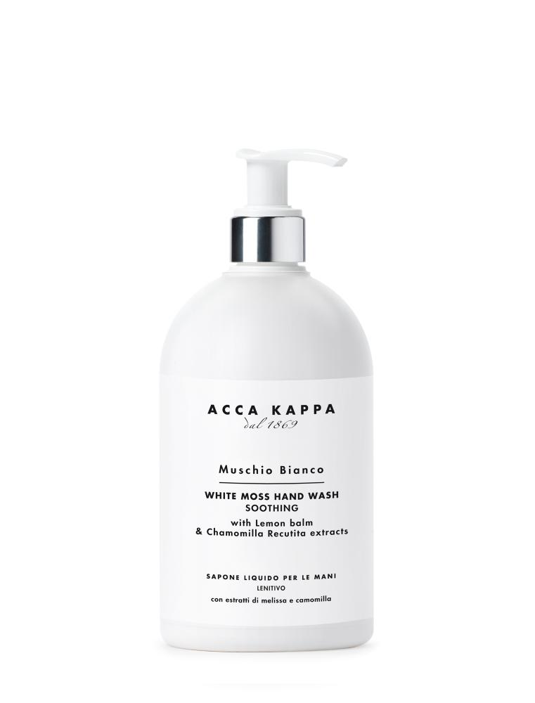 Pictured: The White Moss Hand Wash by ACCA KAPPA