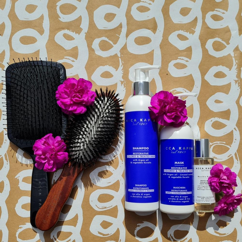 The best products for coloured hair by ACCA KAPPA