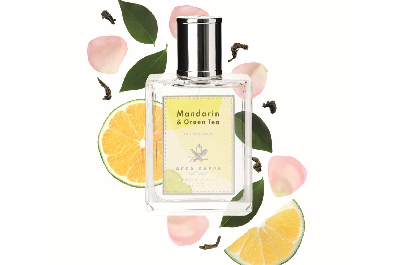 The Mandarin and Green tea eau de parfum by Acca Kappa
