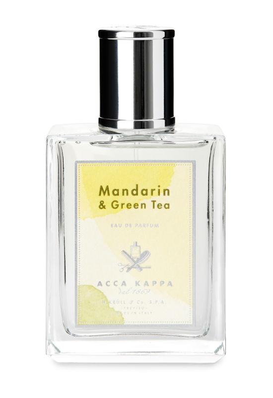 The ACCA KAPPA Mandarin & Green Tea Eau de Parfum