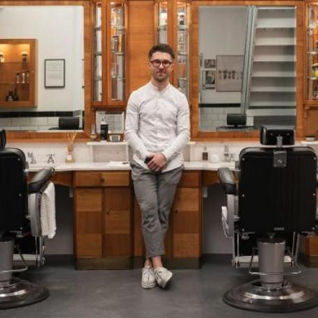 Men's Self-Care & Q&A with Head Barber Elliot Forbes