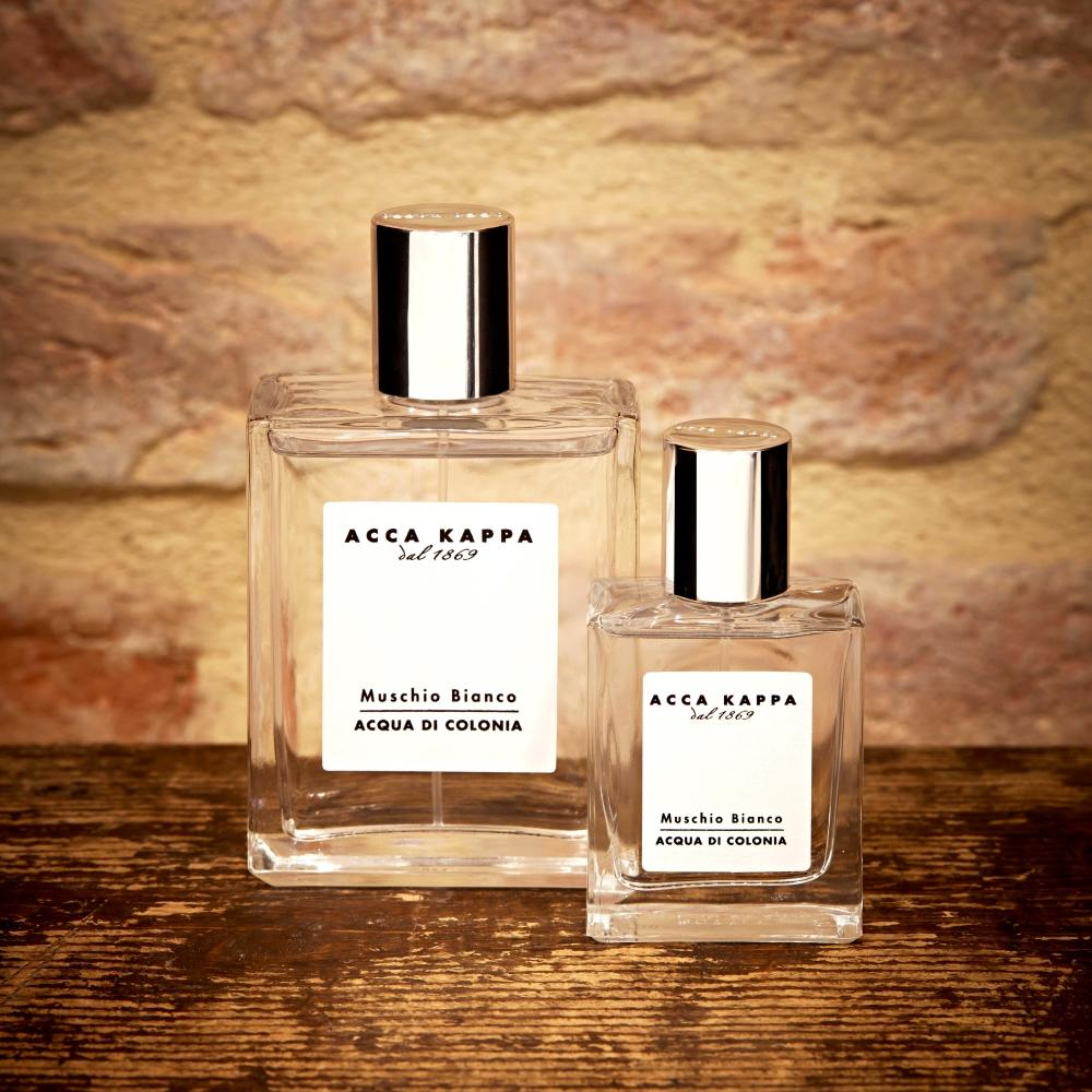 Gentle and Easy to Fall in Love With; Unisex White Moss Eau de Cologne