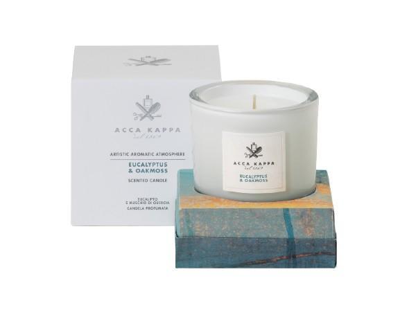 Eucalyptus & Oakmoss Scented Candle