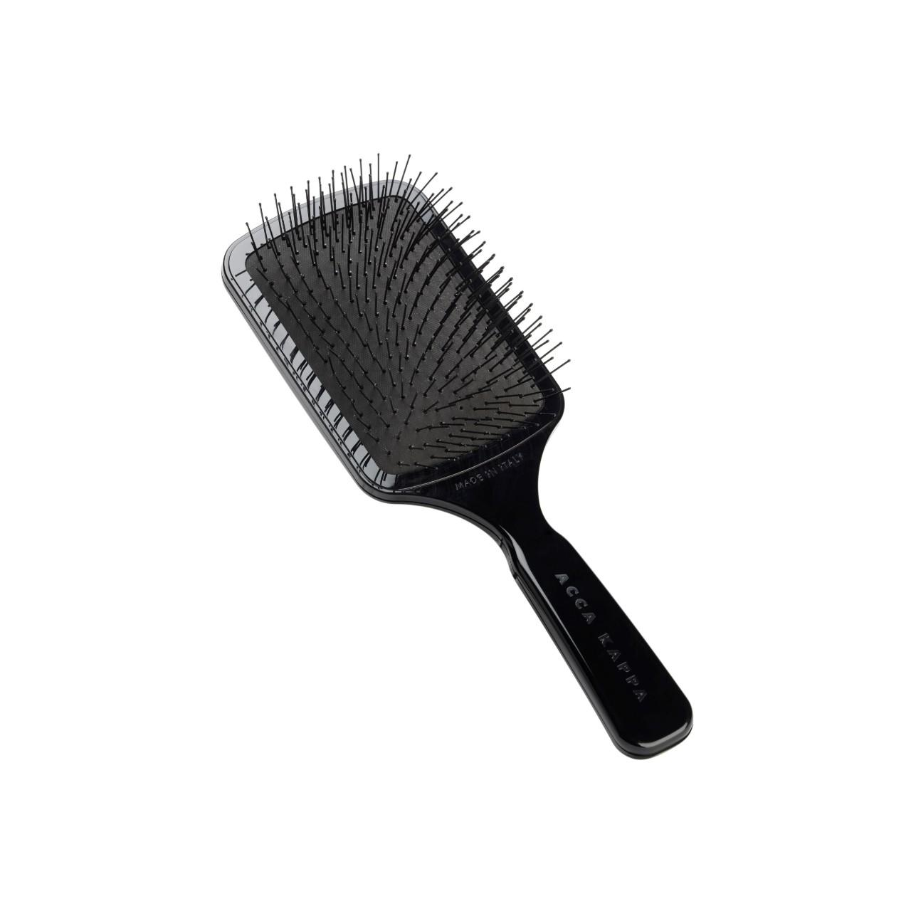 The Shower Paddle Brush with Soft Nylon Pins and Resin Tips by ACCA KAPPA