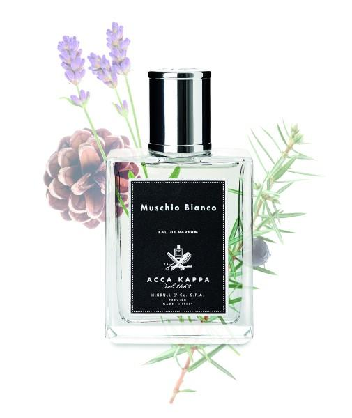 Iconic Fragrance, White Moss Eau de Parfum in 100ml