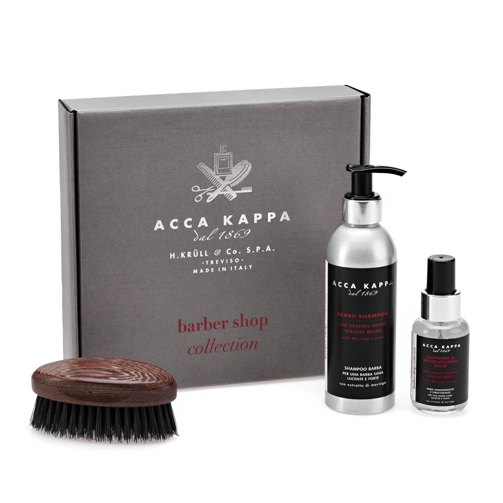 The Barbershop Collection Gift Set might even give Santa some present envy!