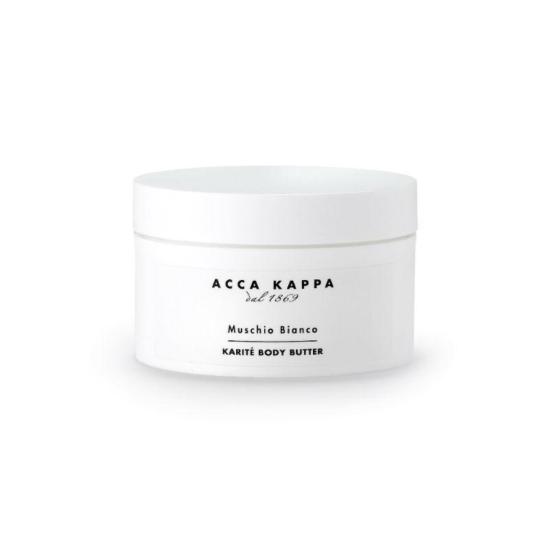 The ACCA KAPPA White Moss Karité Body Butter
