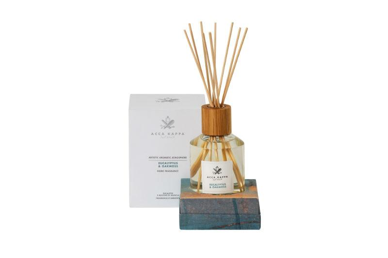 The Eucalyptus & Oakmoss Diffuser by ACCA KAPPA