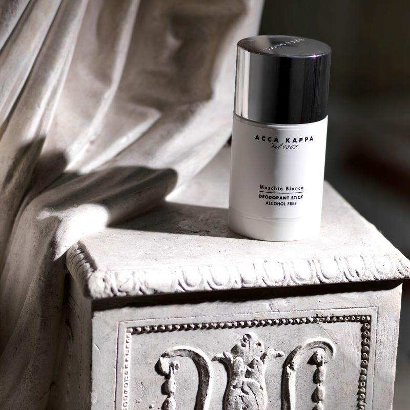 The White Moss Deodorant Stick by ACCA KAPPA