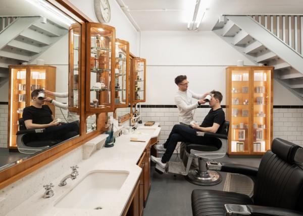 MÜHLE Barbershop, Lower Ground Floor