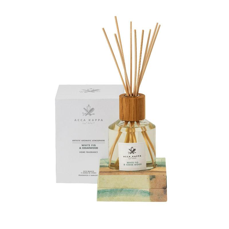 The ACCA KAPPA White Fig & Cedarwood Diffuser