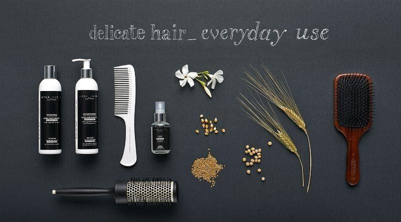 The Delicate Hair Care Range by ACCA KAPPA