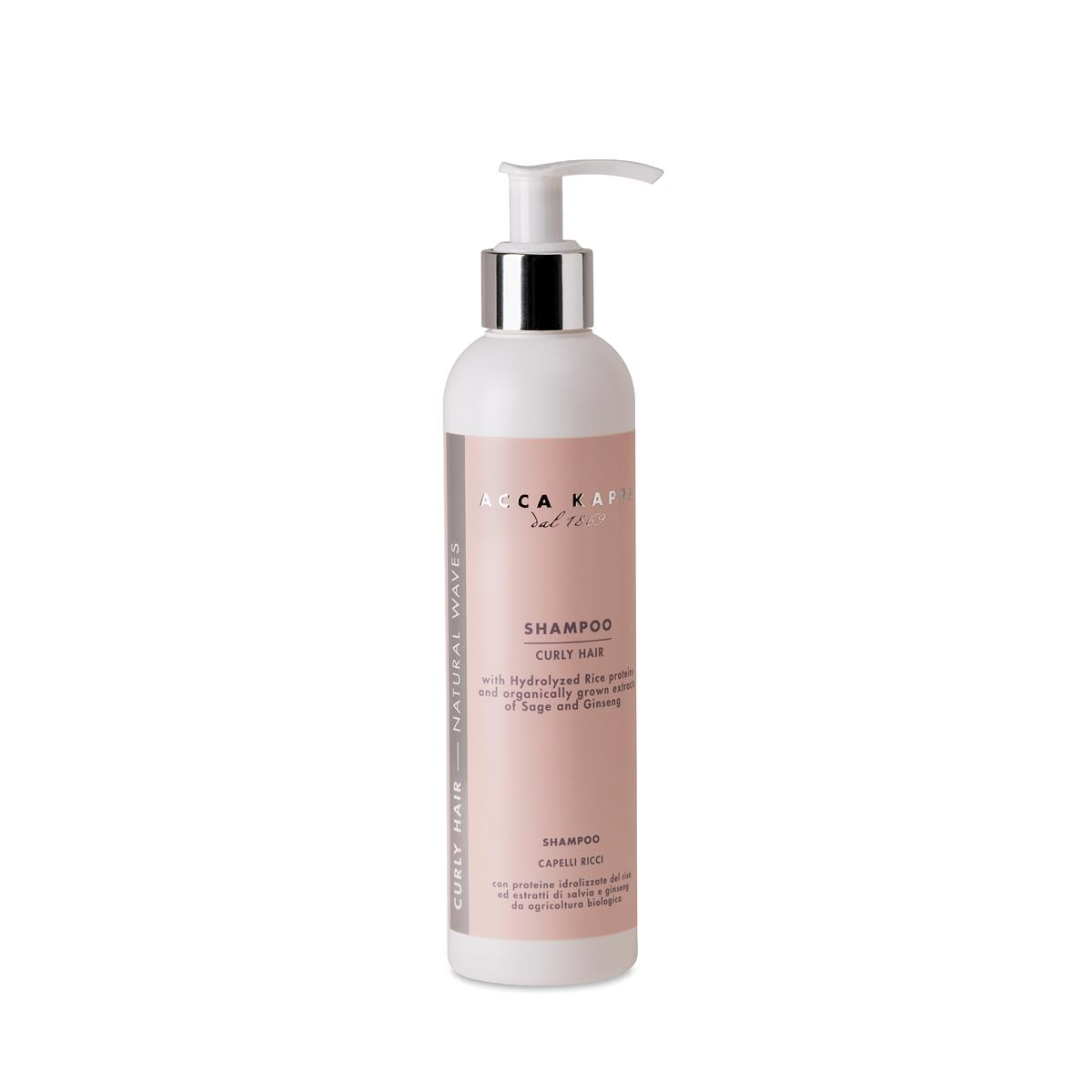 Curly Hair Shampoo 250ml