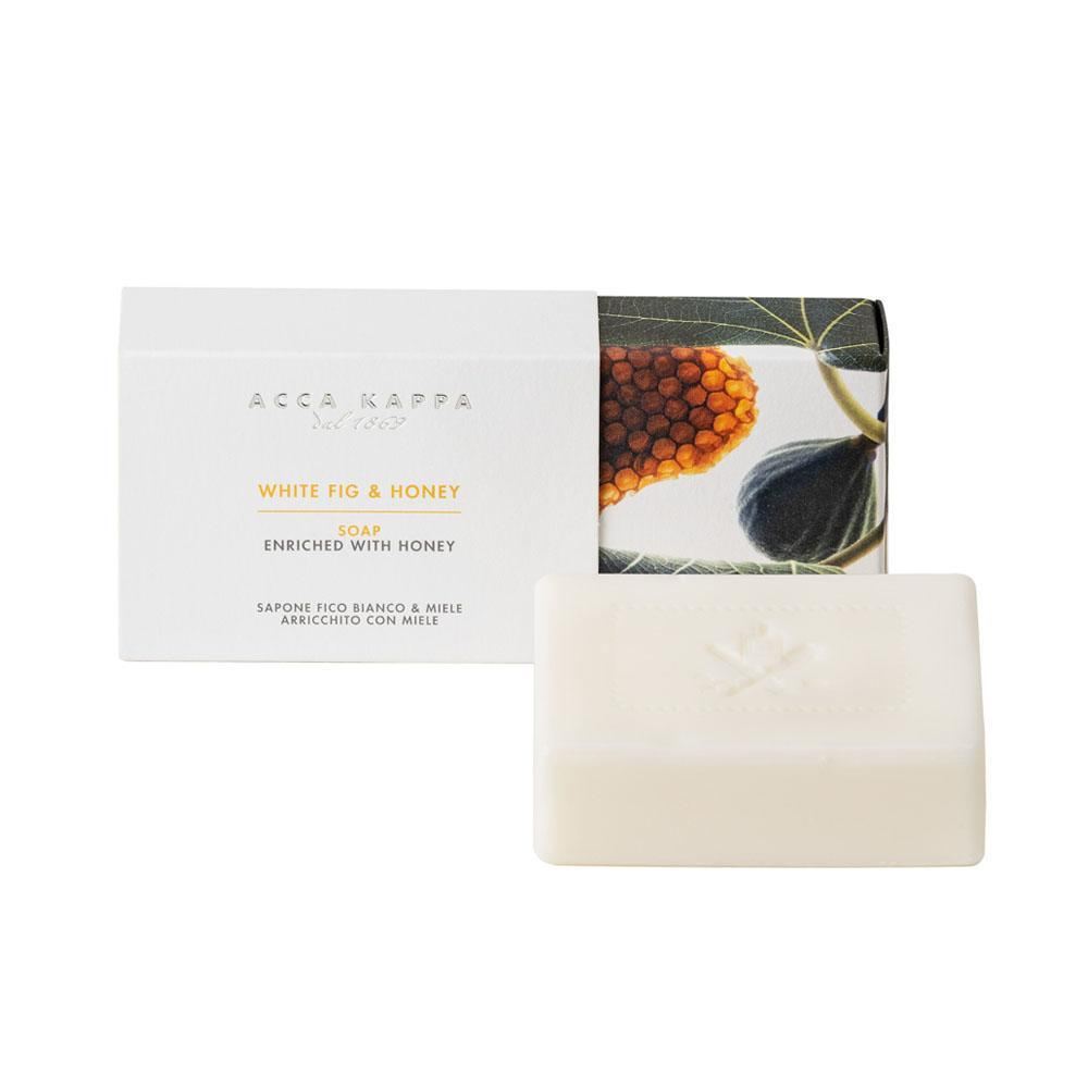 Pictured: White Fig & Honey Soap by ACCA KAPPA