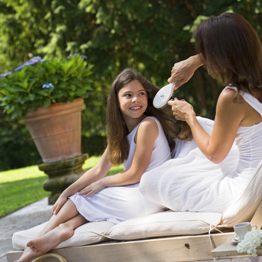 Pictured: How to best take care of your hair in the beautiful summer months