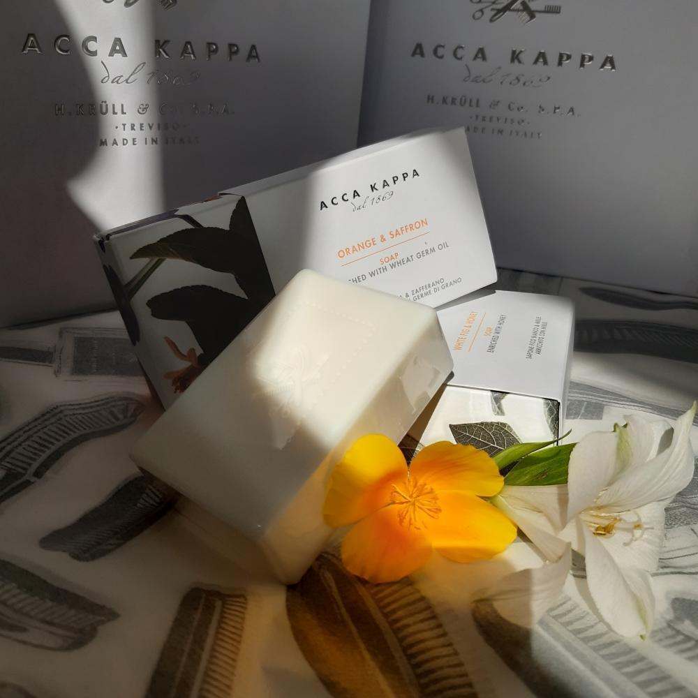 The Orange & Saffron Soap by ACCA KAPPA