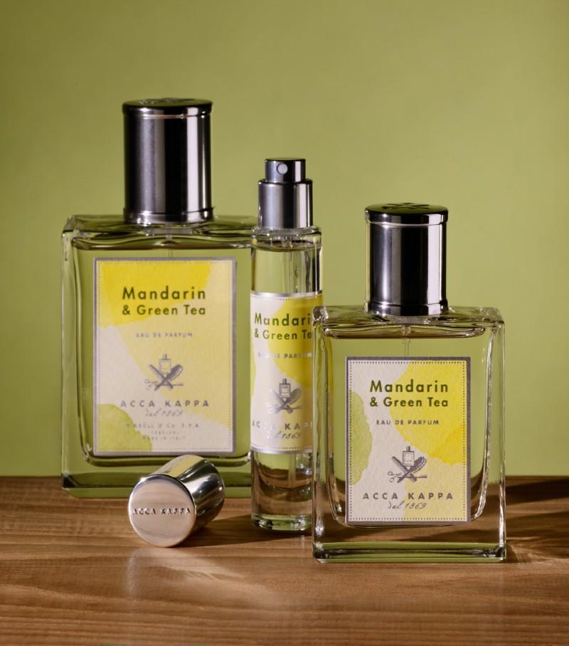 Mandarin & Green Tea Collection - ACCA KAPPA