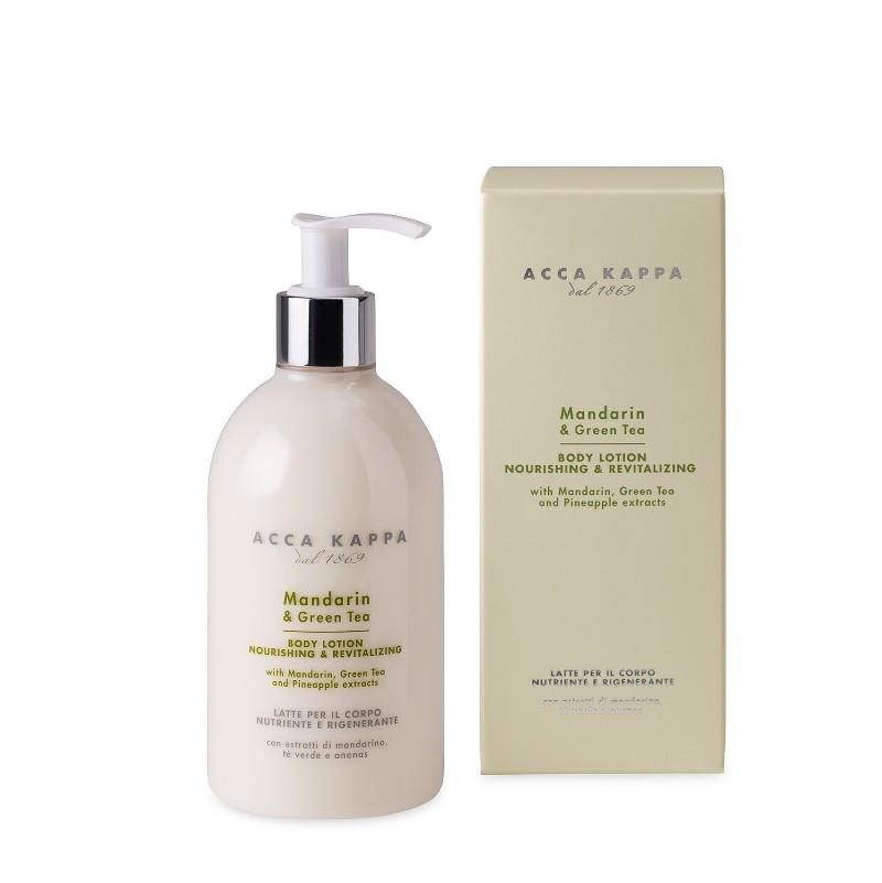 The Mandarin & Green Tea Body Lotion 300ml by ACCA KAPPA