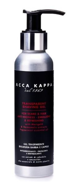 Acca Kappa Transparent Shaving Gel
