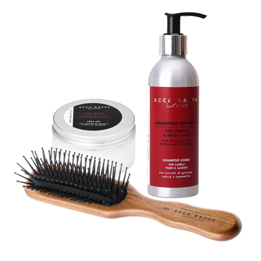 The Men's Thicker Hair Starter Kit