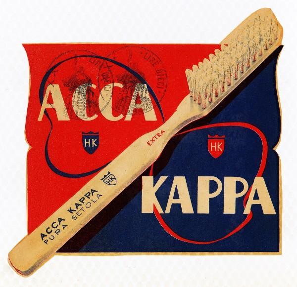 vintage ACCA KAPPA