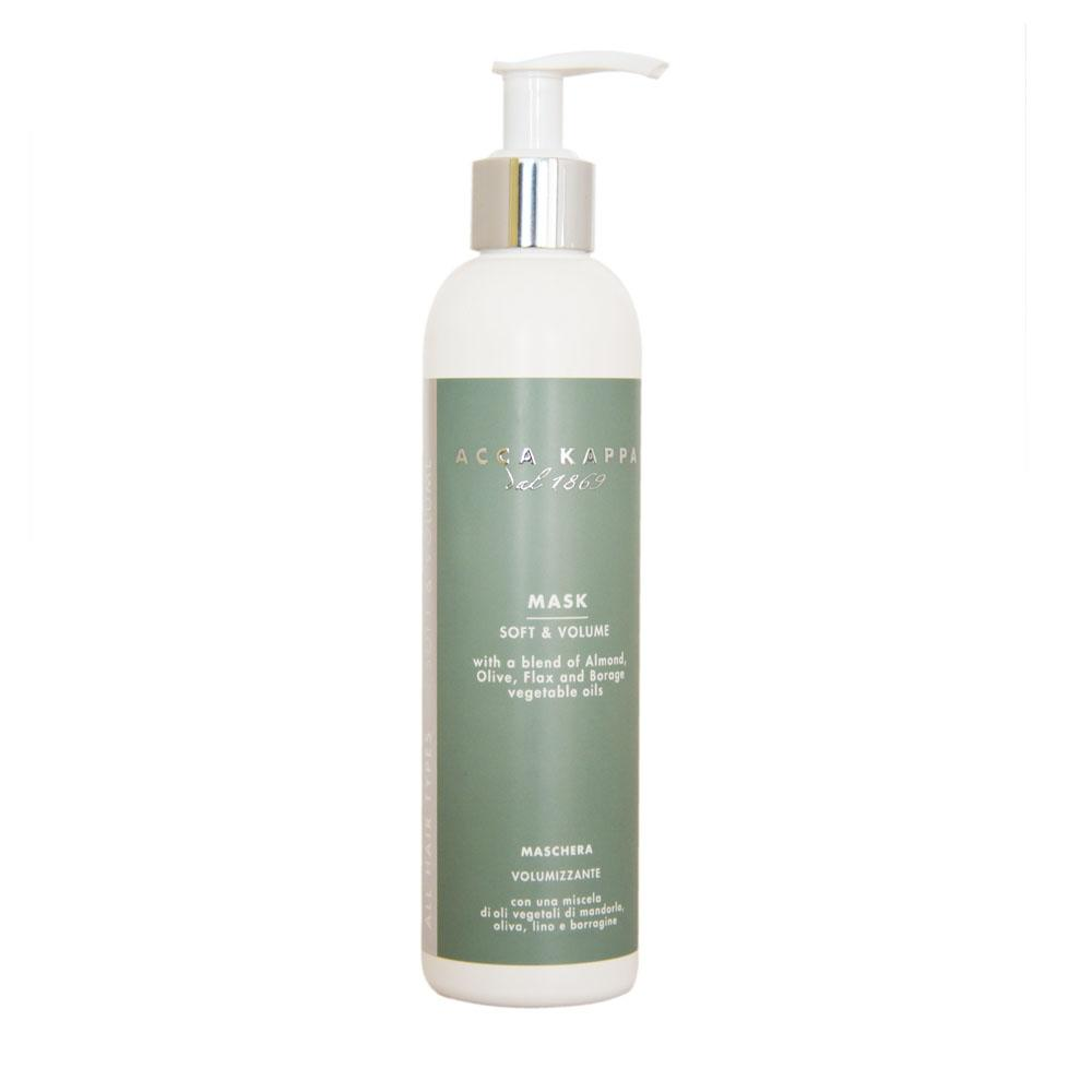 ACCA KAPPA Soft & Volume Conditioner and Mask - 250ml