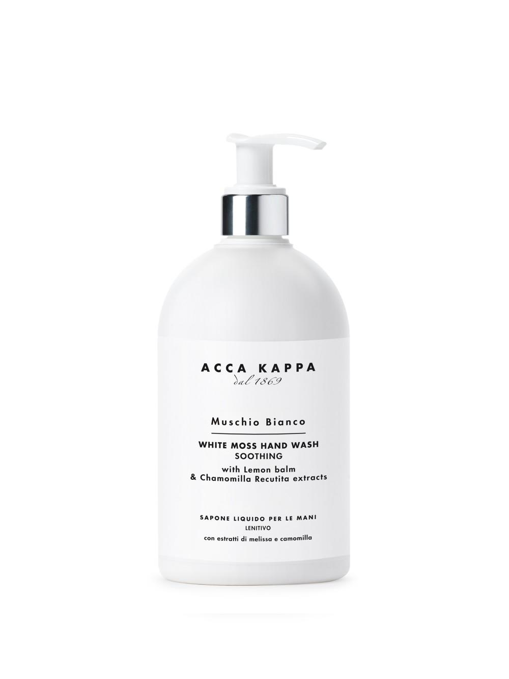 ACCA KAPPA White Moss Hand Wash 300ml